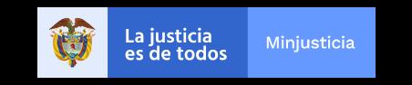 Logotipo Ministerio de Justicia - Colombia
