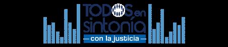 Logotipo Proyecto Todos en Sintonía con la Justicia